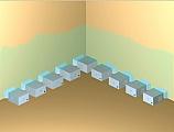 Emitory mikrovlného vysoušení